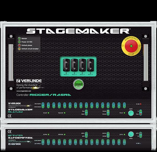 """Rigger Rack 19"""" Stagemaker"""