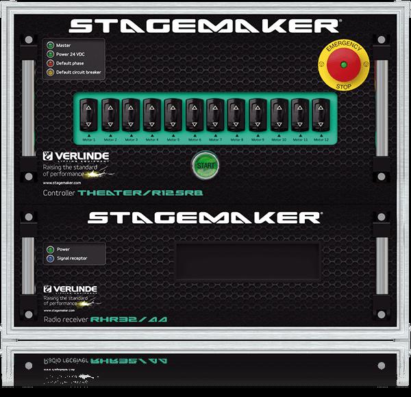"Theater Rack 19"" Stagemaker"